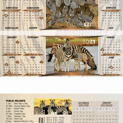 tri-zebra